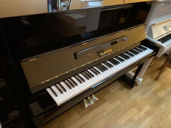 Kauf Klavier neu Yamaha B3 schwarz poliert