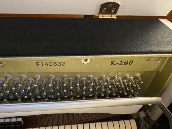 Kawai K200 weiss poliert kaufen