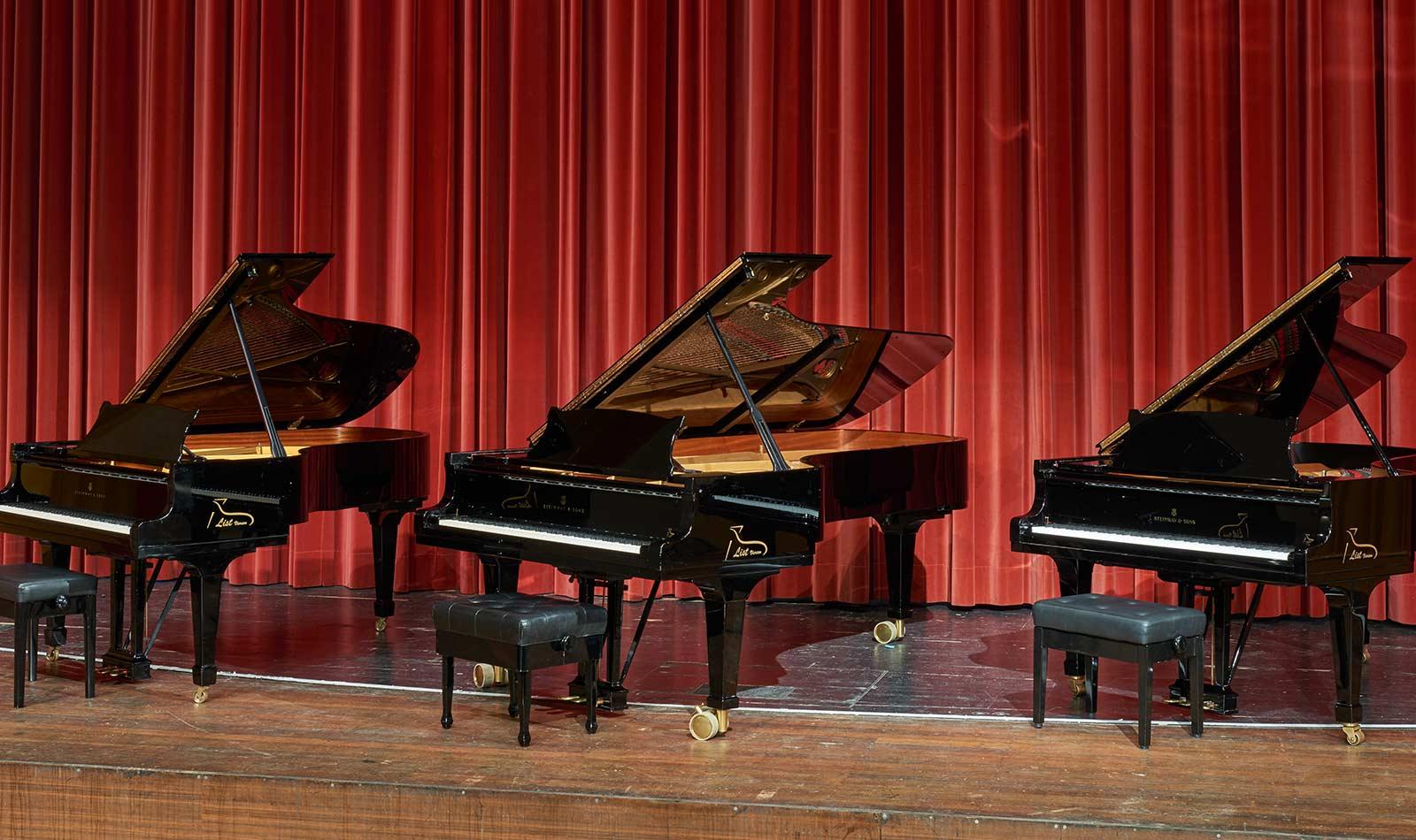 piano list viersen