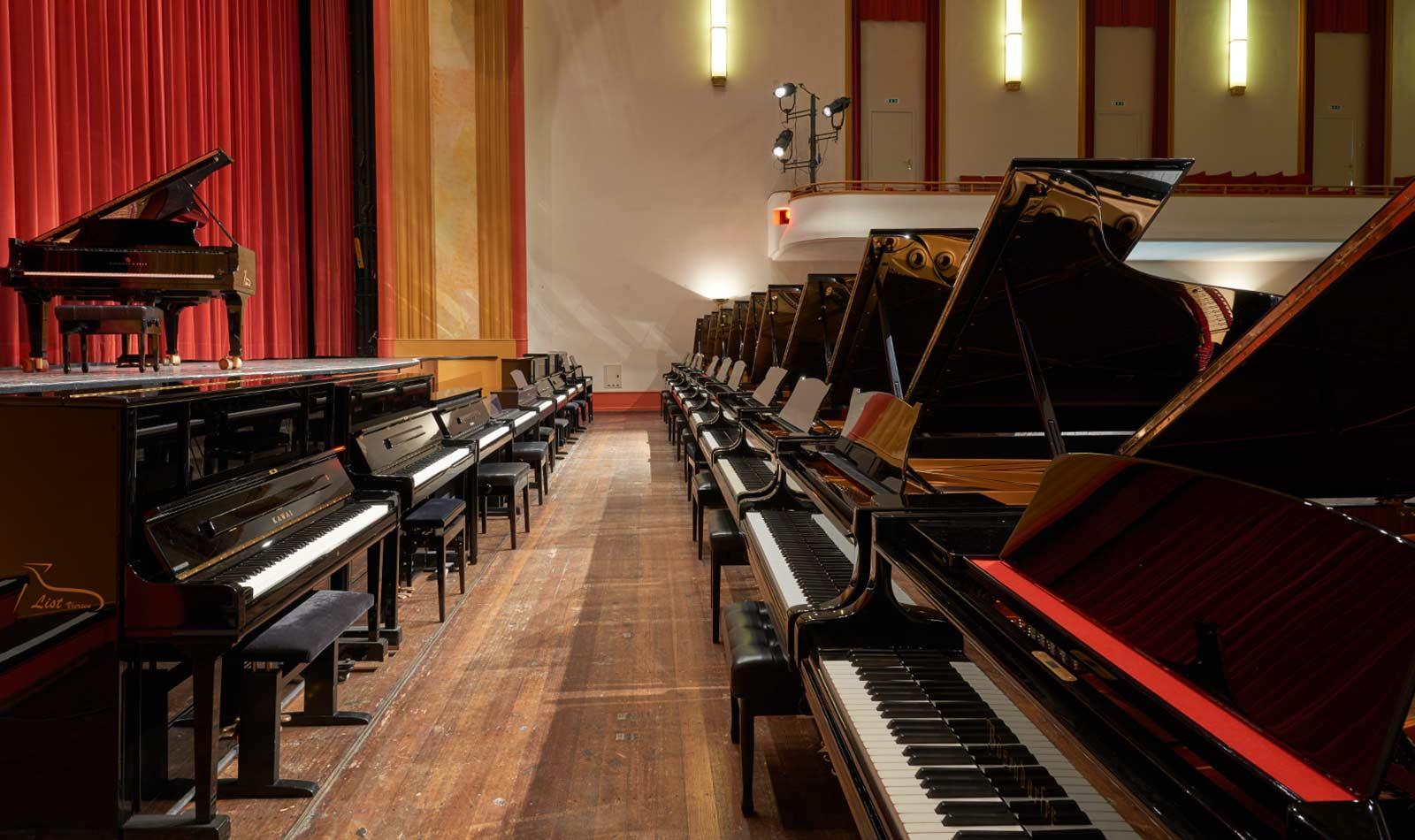 Piano List