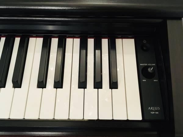Arius leihen Yamaha YDP-144 Rosenholz