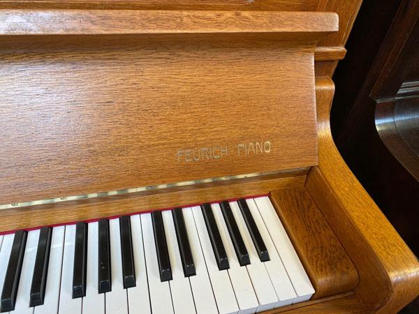 Feurich Klavier leihen