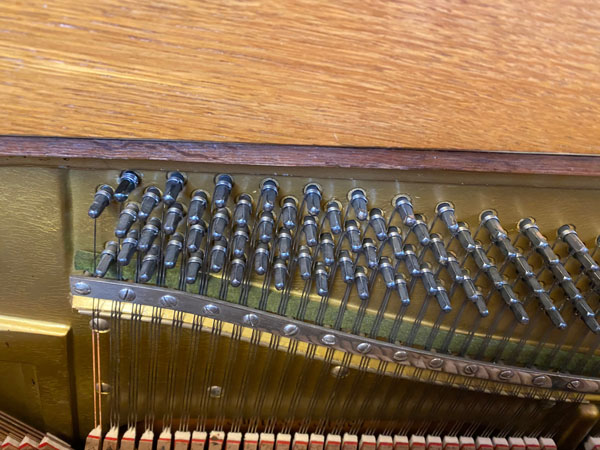 Klavier mieten Feurich Düsseldorf