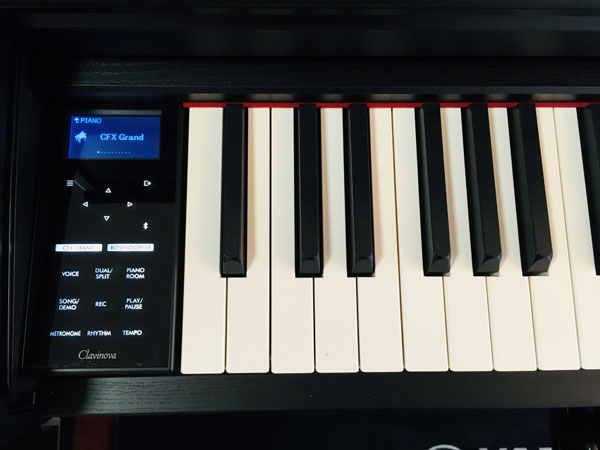 Yamaha epiano kaufen CLP775 Clavinova