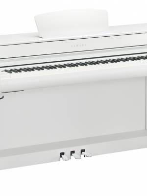 Kauf Yamaha digitalpiano Clavinova CLP-735 WH