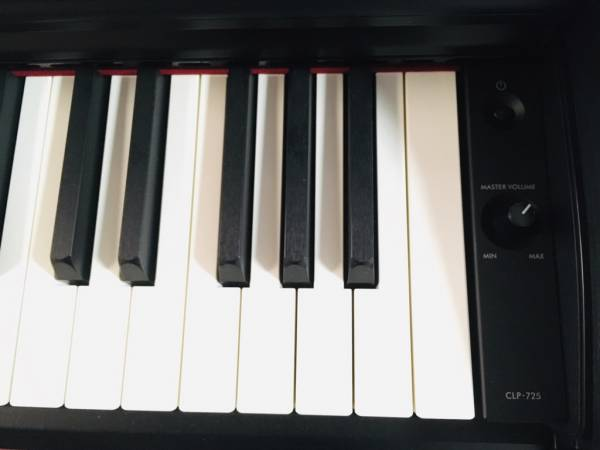 Yamaha digital piano kaufen CLP-725