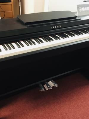 digital piano kaufen Yamaha Clavinova CLP-725